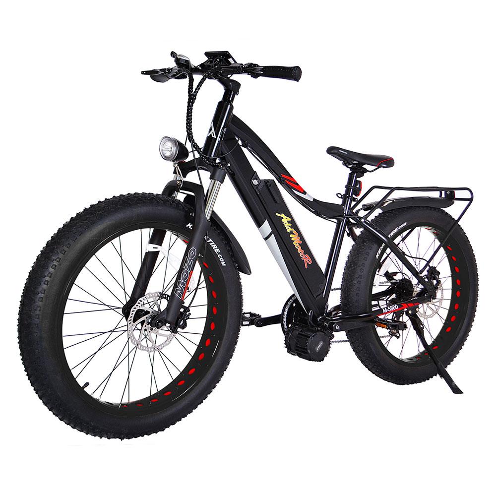 Addmotor MOTAN bicicleta eléctrica bicicleta 1000W potencia 48V 17.5 ...