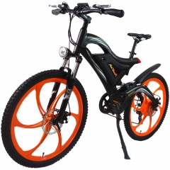 $700 OFF ON BLACK FRIDAY Addmotor HITHOT H2 Electric Mountain Bike
